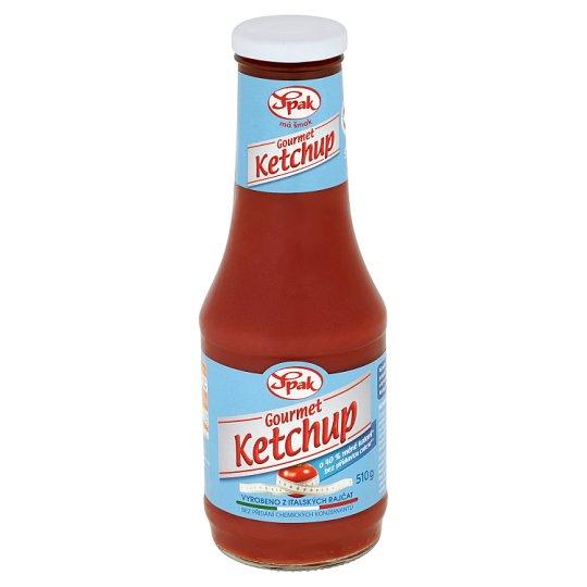 Spak Gourmet Mild Ketchup 510 g