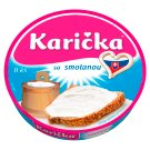 Karička with Cream Spreadable Processed Cheese 8 pcs 125 g