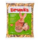 Brunos Kompletné krmivo pre hlodavce 1 kg