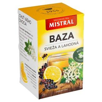 Mistral Baza ovocný čaj 20 x 2 g