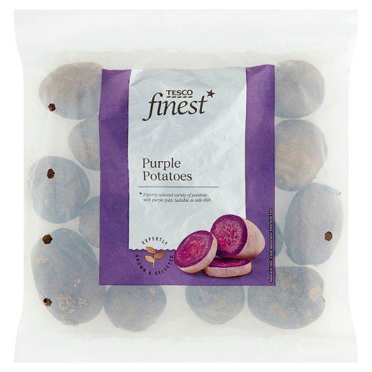 Tesco Finest Zemiaky fialové 1 kg