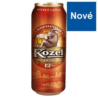 Velkopopovický Kozel 12 % Premium Light Lager Beer 500 ml