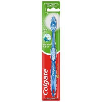 Colgate Premier clean stredná zubná kefka