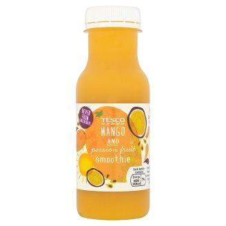 Tesco Mango & Passion Fruit Smoothie 250 ml