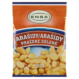 Ensa Arašidy pražené solené 100 g