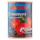 Giana Lúpané paradajky celé v paradajkovej šťave 400 g