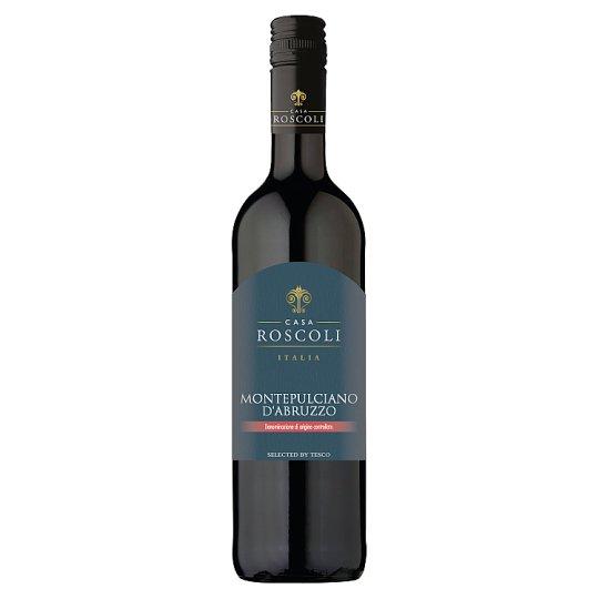 Casa Roscoli Montepulciano d'Abruzzo DOC červené víno suché 750 ml