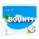 Bounty Milk Chocolate Filled with Chocolate 228 g