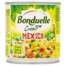 Bonduelle Créatif Mexico Vegetable Mix Vacuumed in Mild Brine 170 g