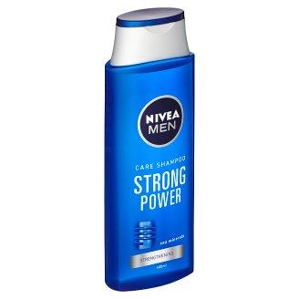 Nivea Men Strong Power Šampón pre mužov 400 ml