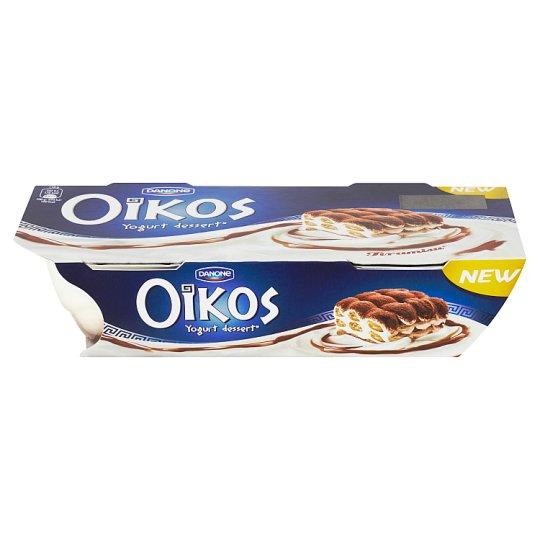 Danone Oikos Yoghurt Tiramisu 2 x 110 g