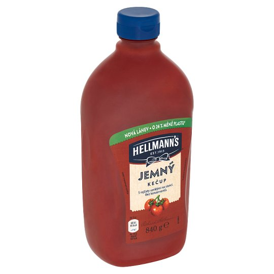 Hellmann's Fine Ketchup 840 g