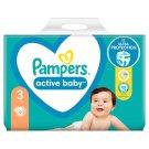 Pampers Active Baby Veľ. 3, 90 Plienok, 6-10 kg