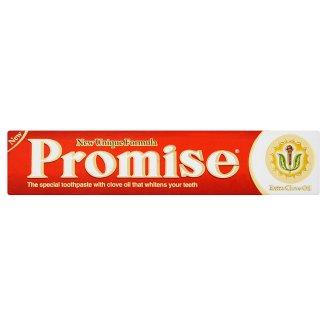 Promise Zubná pasta s klinčekovým olejom a s bieliacim účinkom 150 g