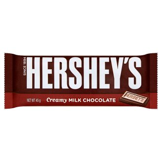 Hershey's Creamy Milk Chocolate 45 g