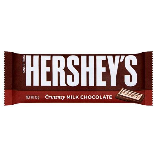 Hershey's Krémová mliečna čokoláda 45 g