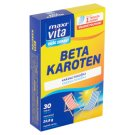 MaxiVita Beta Karoten Dietary Supplement 30 Tablets 22.8 g