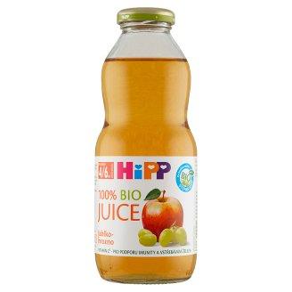 HiPP 100% Organic Apple-Grape Juice 0.5 L