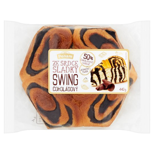 Penam Swing with Chocolate Filling 440 g