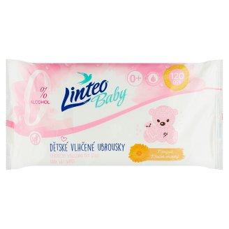 Linteo Baby Wet Baby Wipes 120 pcs