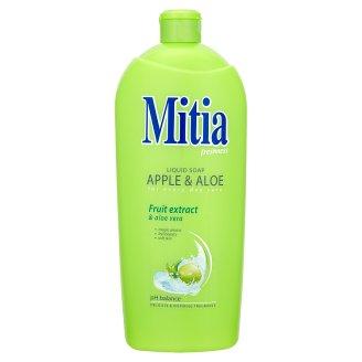 Mitia Tekuté mydlo apple & aloe 1000 ml