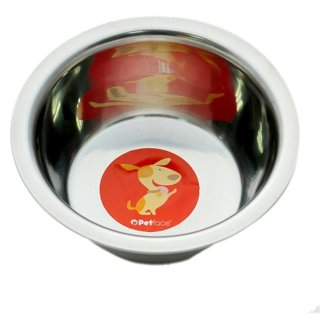 Petface Stainless Steel Dish Small