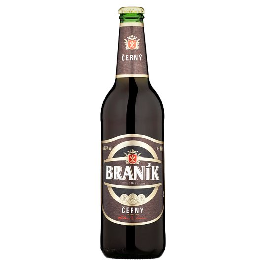 Braník Draft Beer Dark 0.5 L