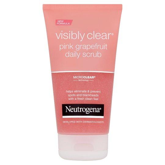 Neutrogena Visibly Clear Pink Grapefruit Peeling 150 ml