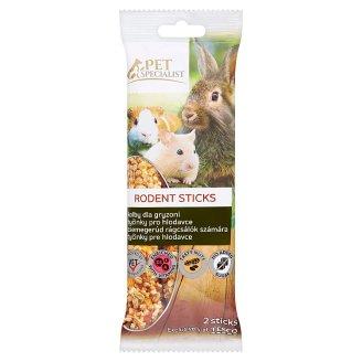 Tesco Pet Specialist Rodent Sticks 2 pcs 112 g