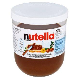 Nutella Hazelnut Spread with Cocoa 200 g