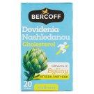 Bercoff Klember Wellness Dovidenia cholesterol aromatizovaný bylinný čaj 20 x 1,5 g