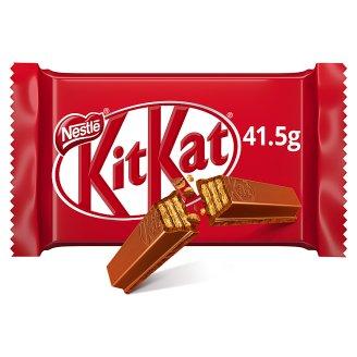 NESTLÉ KITKAT 4 FINGER Oblátka v mliečnej čokoláde 41,5 g