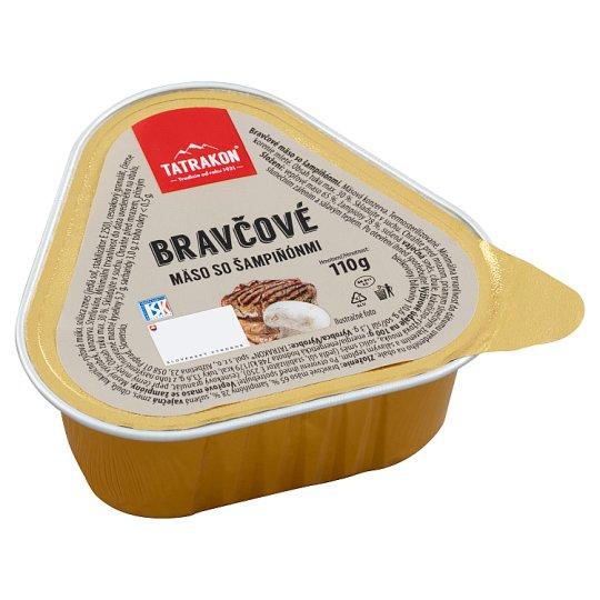 Tatrakon Pork Meat with Mushrooms 110 g
