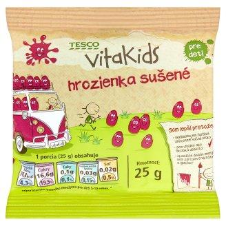 Tesco Vitakids Dried Raisins 25 g