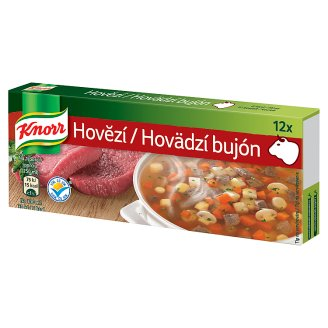 Knorr Beef Stock Cubes 12 x 10 g