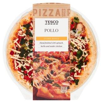 Tesco Pollo pizza 414 g