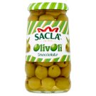 Saclà Green Olives Stoneless in Brine 290 g