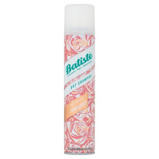 Batiste Pretty & Delicate suchý šampón limitovaná edícia Rose Gold 200 ml