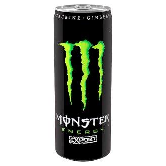 Monster Energy Export sýtený energetický nápoj 355 ml