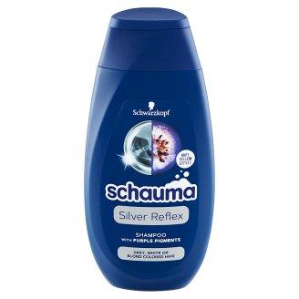 Schauma šampón proti žltým tónom Silver Reflex 250 ml