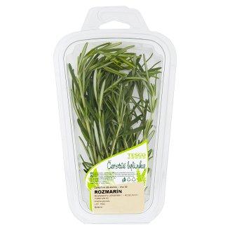 Tesco Čerstvé Bylinky Rozmarín lekársky 20 g