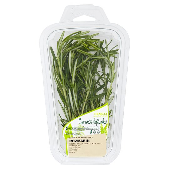 Tesco Čerstvé Bylinky Rosemary 20 g