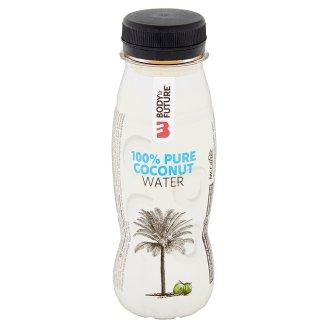 Body&Future Kokosová voda z mladých kokosových orechov 200 ml