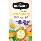 Bercoff Klember Herbal Bylinný čaj deväťbylinný 20 x 1,5 g