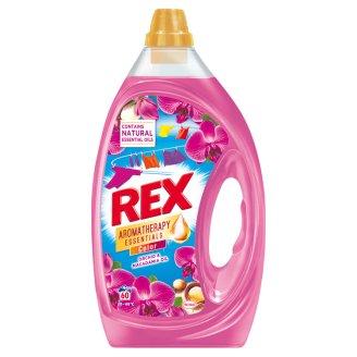 Rex Aromatherapy Color prací prostriedok 60 praní 3,00 l