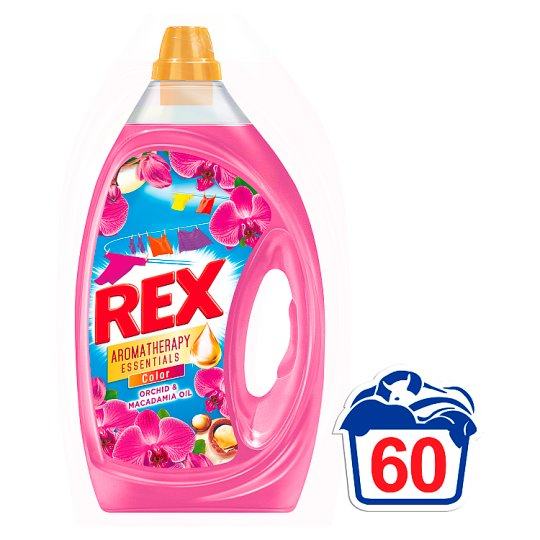 Rex Aromatherapy Gel Malaysian Orchid & Sandalwood Color 60 Washes 3.00 L