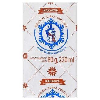 Originál Ruská Zmrzlina Kakaová 220 ml
