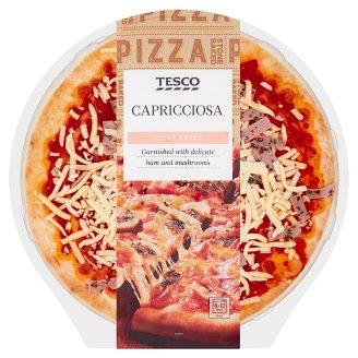 Tesco Capricciosa pizza 384 g