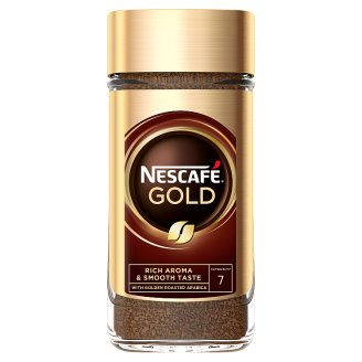 NESCAFÉ GOLD Original, instantná káva, 200 g