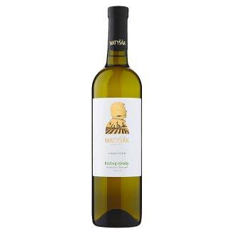 Matyšák Prediction Wine Rizling rýnsky akostné víno biele suché 0,75 l